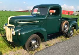 Flathead V8-Powered 1947 Ford Pickup for sale on BaT Auctions - sold ...