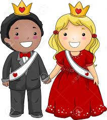 King And Queen Of Hearts Designs King And Queen Of Hearts Silhouette