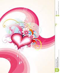 Beautiful Heart Design Beautiful Heart Vector Design Art Stock Vector