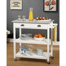 portable kitchen island table. Simple Living Oregon 2 Drawer Rolling Kitchen Island Portable Table O
