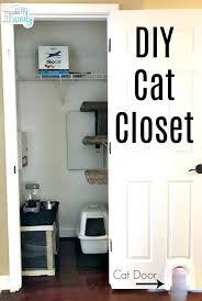 diy cat door save diy cat door in wall