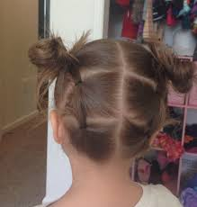 Cute \u0026 easy hairstyle for little girls with short hair ...