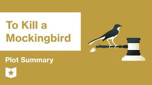 To Kill A Mockingbird Plot Summary Course Hero