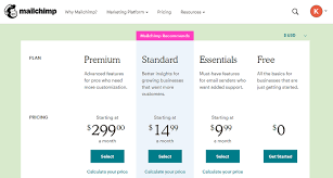 Mailchimp Review 2019 Features Pricing More The Blueprint