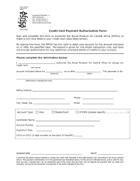 One Time Credit Card Payment Authorization Form - DOC, PDF - page ... One Time Credit Card Payment Authorization Form page 1
