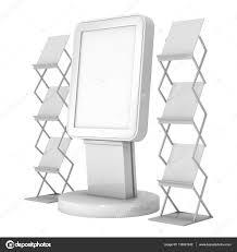 Magazine Holder Template LCD Display Stand And Magazine Rack Stock Photo © Newb100 1003838100242 84