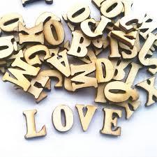details about 100pcs embellishments wooden letters alphabet sbooking cardmaking craft 15mm