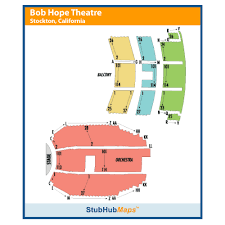 Bob Hope Theatre Events And Concerts In Stockton Bob Hope