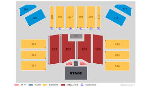 Hard Rock Live At Etess Arena Seating Chart Www