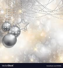 silver christmas background. Brilliant Background Silver Christmas Background 2111 Vector Image Throughout Christmas Background S