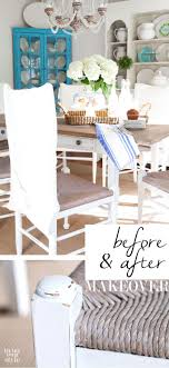 dining room furniture makeover on a very small budget see how to transform hand