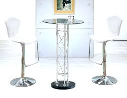 modern bar table sets round bar tables and stools modern bar table sets style with round