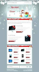 Holiday Newsletter Template E Format With Regard To