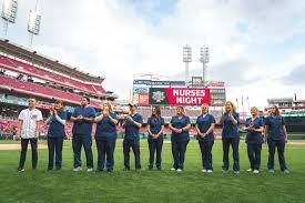 Nurse Blake Call Light Tour Cincinnati Reds Nurse Night 2019 Nurse Org
