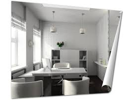 interior of office. Giclee Print, 3d Render Modern Interior Of Office Interior Of Office O