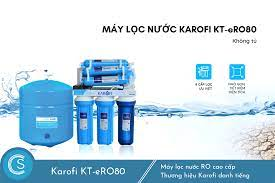 Máy lọc nước Karofi KT-eRO80 - Scimitar