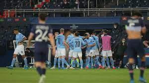 UEFA Champions League results 2021, PSG vs Man City, UCL, goals,  highlights, red card, semi final, Paris Saint Germain, score