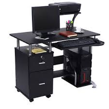 office computer table. Image Is Loading Computer-Desk-PC-Laptop-Table-WorkStation-Home-Office- Office Computer Table E