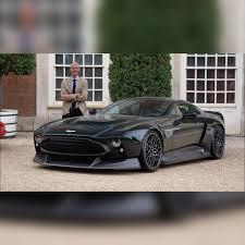 Seen Through Glass The New Aston Martin Victor 836hp Manual V12 Facebook