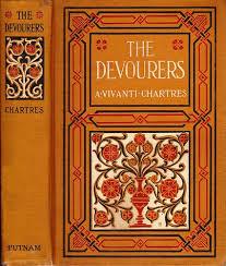 dd chartres a vivanti the devourers ny putnam 1910 old booksantique