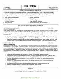 Trending Project Manager Description Project Management Resume Key