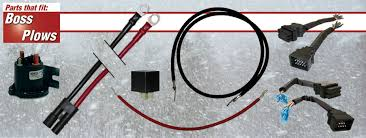 similiar curtis v plow keywords electrical cables and solenoids boss snow plow parts