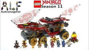Lego Ninjago 70677 Land Bounty Speed Build - YouTube