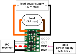 pololu rc switch user s guide pololu rc switch small low side mosfet typical wiring diagram