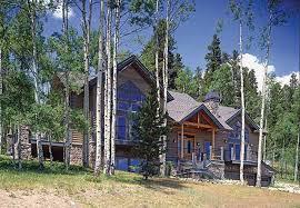 mountainside floor plan timber frame