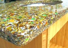 diy recycled glass countertops recycled glass recycled glass charming recycled glass great resin and with medium