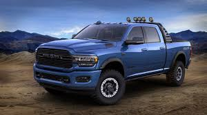 The Mopar and Ram Truck brands unveiled a modified 2019 Ram 250 ...