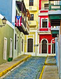 san juan photograph colors of old san juan puerto rico by carter jones