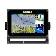 Go7 Xse Fishfinder Chartplotter Navigation Display With Totalscan Transducer And Insight Charts