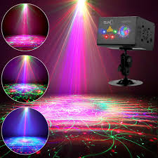 Online Laser Light Show Suny Dj Laser Light 80 Rgb Multiple Patterns Party Laser Show Lighting W Led Galaxy Ripple Wave Effects Sound Activated Gobo Projector For Disco