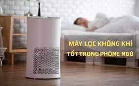 Máy lọc không khí trong phòng ngủ loại nào tốt nhất?