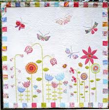 34 best APPLIQUE images on Pinterest | Appliques, Ali and Ceilings & Garden Party Quilt Pattern : the twiddletails store, quilt fabric, quilting  fabric, free Adamdwight.com