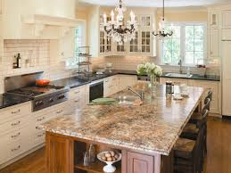 granite kitchen countertops with white cabinets. Uncategorized Kitchen Granite Countertop Pictures Ideas Diy Wood With Off White Cabinets Designs Tile Counter Countertops