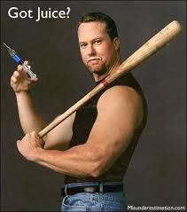 best mitchell fatz steroids in professional sports images on  mark mcgwire ex professional mlb player is shown here in an advertisement that