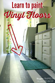 paint vinyl floor tiles achievable how two diffe levels full more painting floors flooring 1 you
