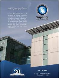 superior wall systems inc advertisement