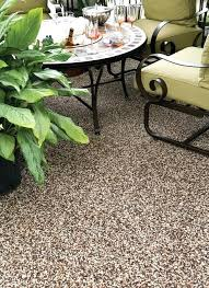 patio flooring over concrete decoration how to lay deck flooring on a concrete patio intended for