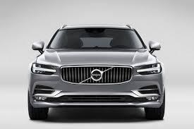 s90 volvo wagon. v90 menggabungkan bagian depan s90 sedan dengan belakang yang berasal dari estate concept 2014 seksi dan bisa dikatakan, pabrikan swedia itu volvo wagon n