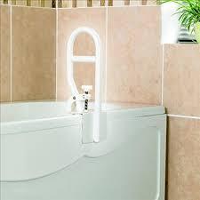 bathtub grab rail