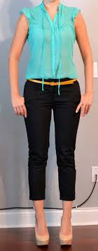 Perfect What Color Goes With Mint Green Has Fecfecccfefb Black Cropped  Pants Black Skinny Pants