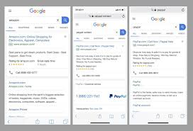Select the option for all tools. Scammers Get Hold Of Paypal And Amazon Clients Through Google Search Ads Digital Information World
