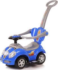 <b>Baby Care Каталка</b> детская <b>Cute</b> Car цвет синий — купить в ...