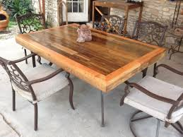 wood patio furniture plans. Beautiful Wood Patio Table Diy Outdoor Decorating Wooden Plans Free Furniture