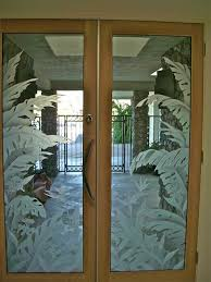 glass doors frosted glass front entry doors tropical paradiseeclectic entry
