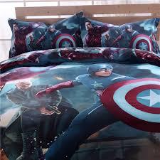 superhero bedding set for teen boys
