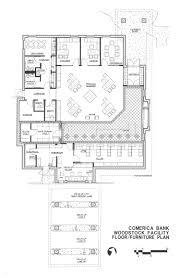 Branch Banks Woodstock Floor Plan Building Design Plan